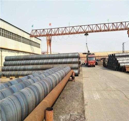琼海齐全的螺旋焊接钢管价格表,排水用螺旋钢管原理-[不二之选]