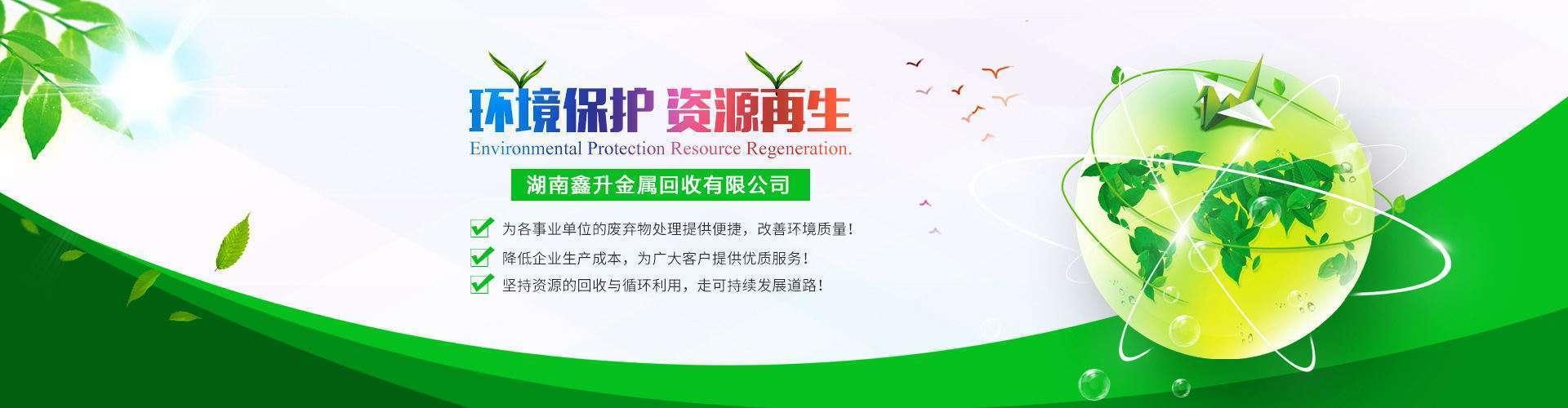 湖南鑫升金属回收有限公司