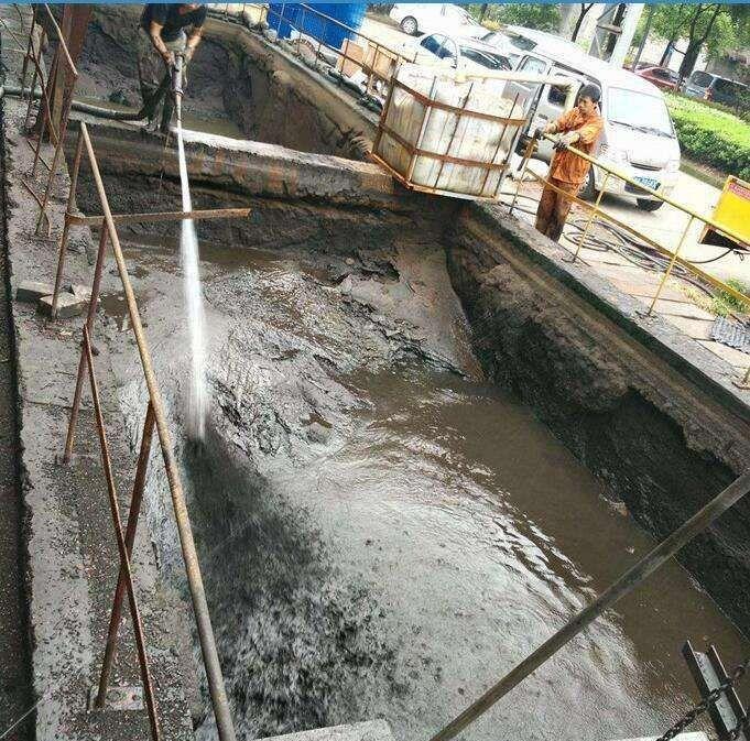温州瓯海正规河道维修