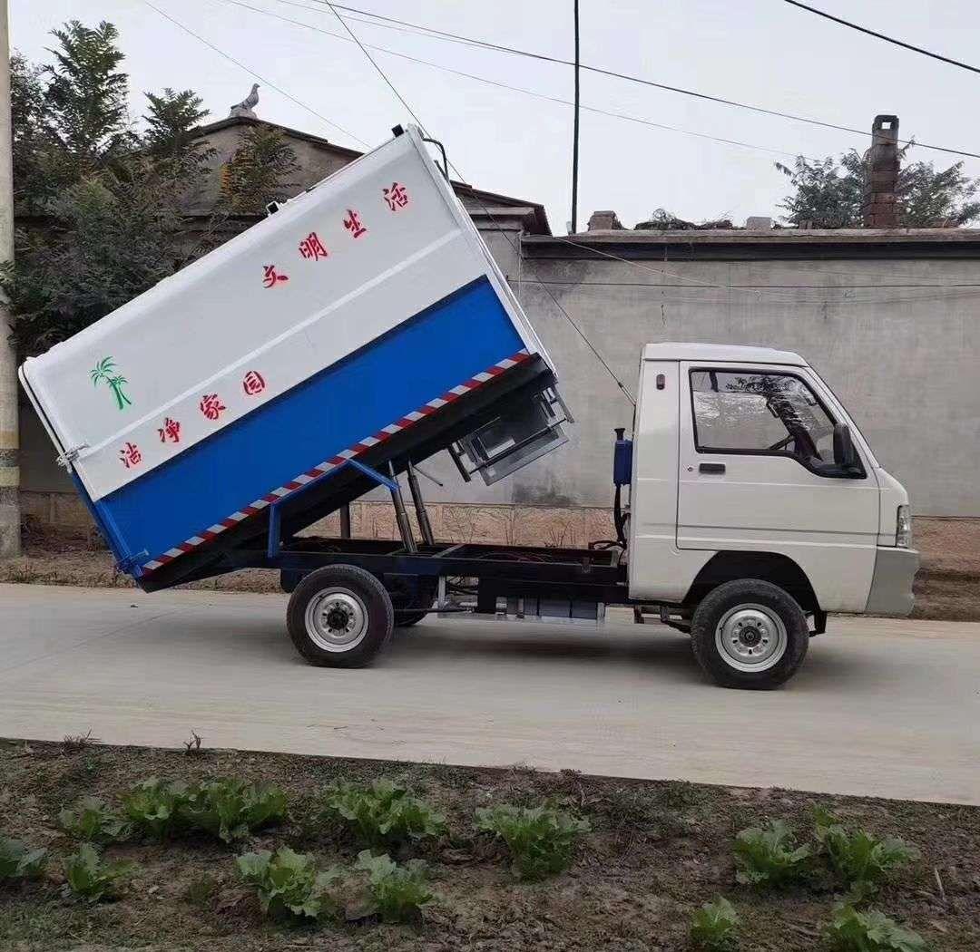 九江纯电动车厢可卸式垃圾车批发厂家厂家直销_海洋之窗