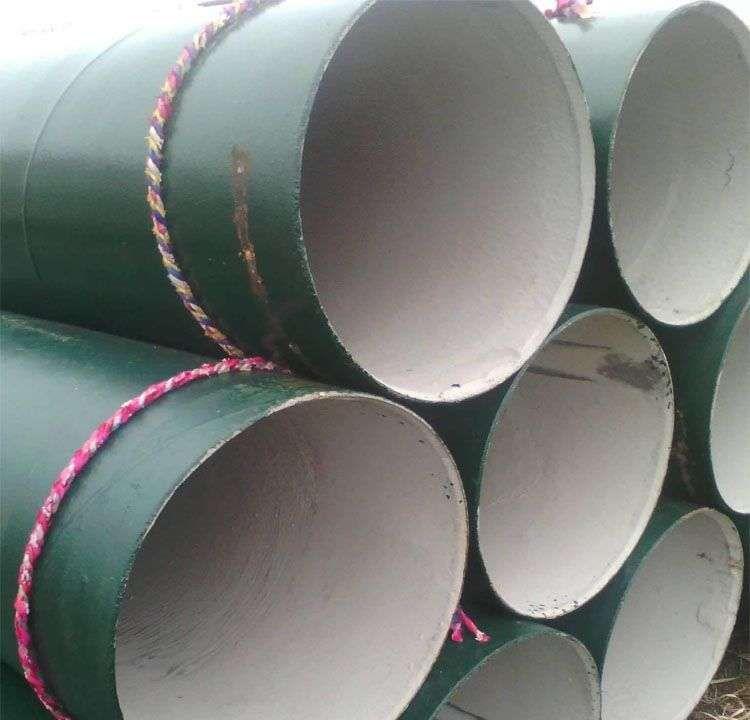 杭州直销环氧白陶瓷防腐钢管