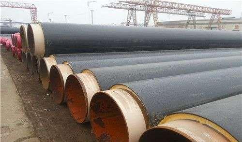 河北优良的保温螺旋钢管