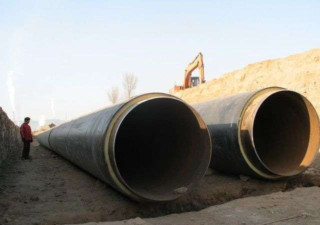 安康优质内滑动直埋蒸汽保温管批发基地