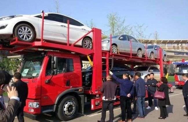 襄樊性价比高的清障车,高空作业车