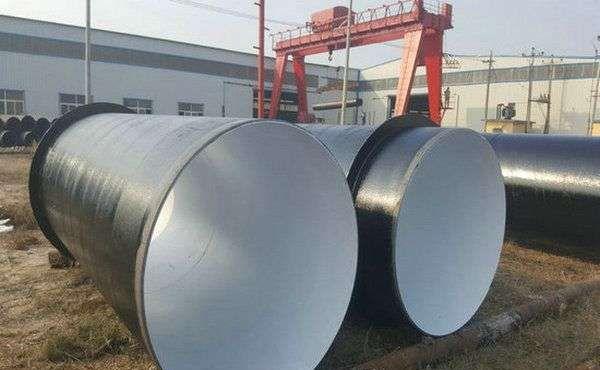 沈阳品牌水电站防腐钢管报价,三油两布防腐钢管方案