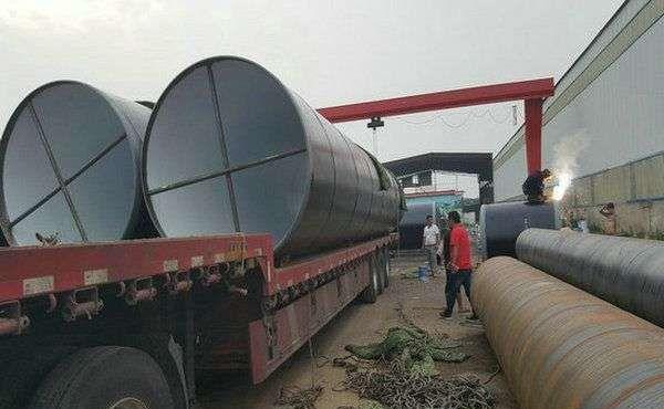 上海环氧煤沥青防腐螺旋钢管分类,水电站防腐钢管-大家都在看