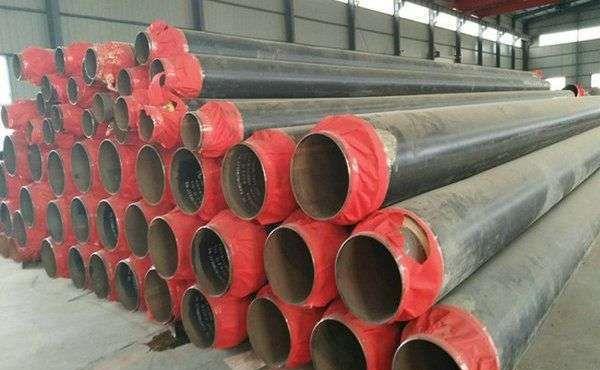 温州质量好的硬质聚氨酯泡沫保温钢管生产,预制直埋蒸汽保温管道-哪家专业