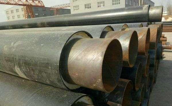 绍兴质量好的建筑业用聚氨酯硬泡体保温管出厂拿货价,聚氨酯直埋保温管生产工艺