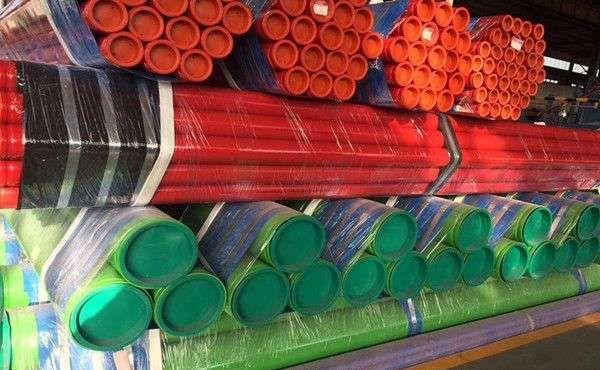 广东大口径丝扣连接涂塑钢管规格齐全,涂塑环氧粉末钢管选哪家-大家都在看