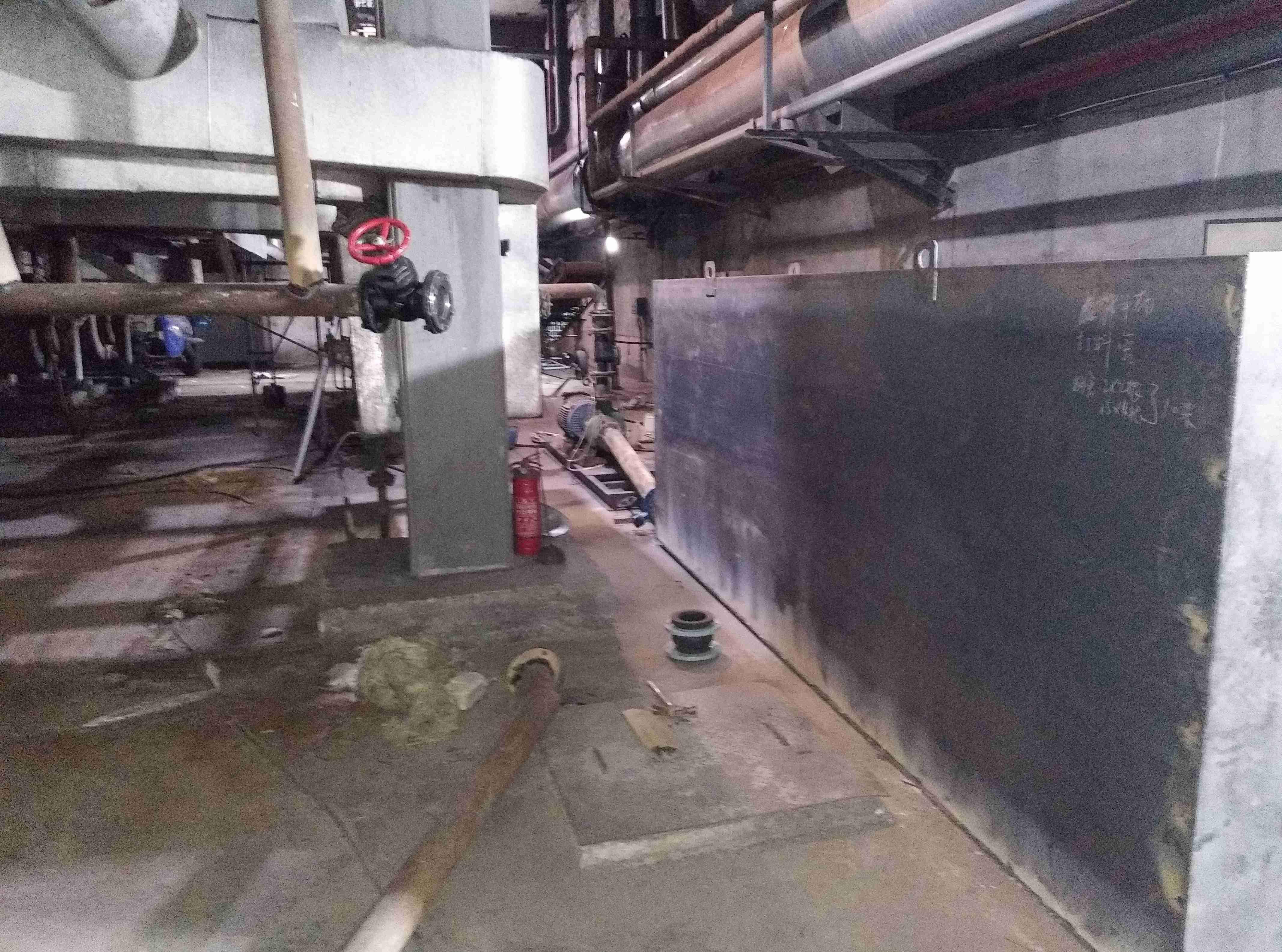 无锡橡胶厂设备清洗比较便宜,化工厂管道设备清洗