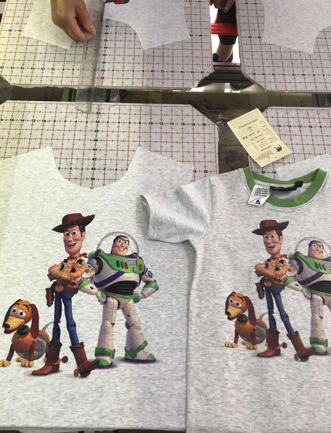 深圳口碑好的跑团T恤定制哪里好,广告衫定制
