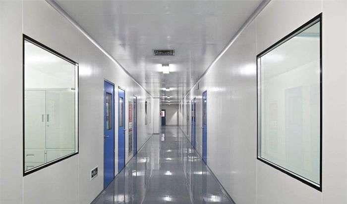 阳泉电子厂GMP车间级别,千级无菌室
