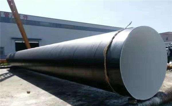 新乡矿用内环氧粉末外环氧煤沥青防腐钢管,井下排水钢管刷漆
